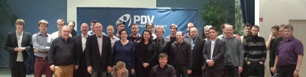 Teilnehmer BPT 2014 Nachwahlen