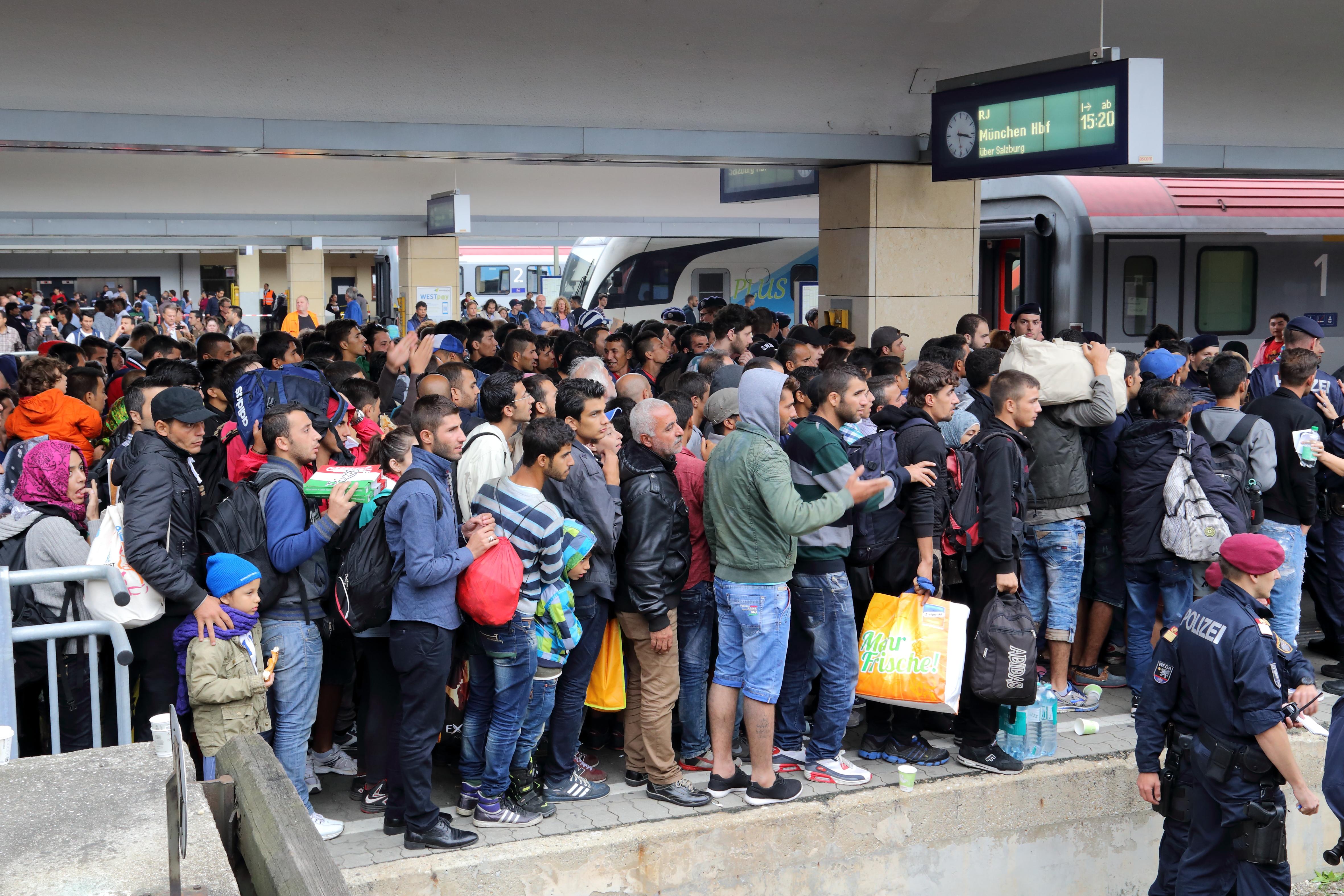 Kurzfristige Maßnahmen zur Bewältigung der Asylkrise – Positionspapier des Bundesvorstands der Partei der Vernunft