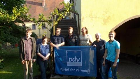 Rückblick auf den 4. ordentlichen Landesparteitag in Sachsen