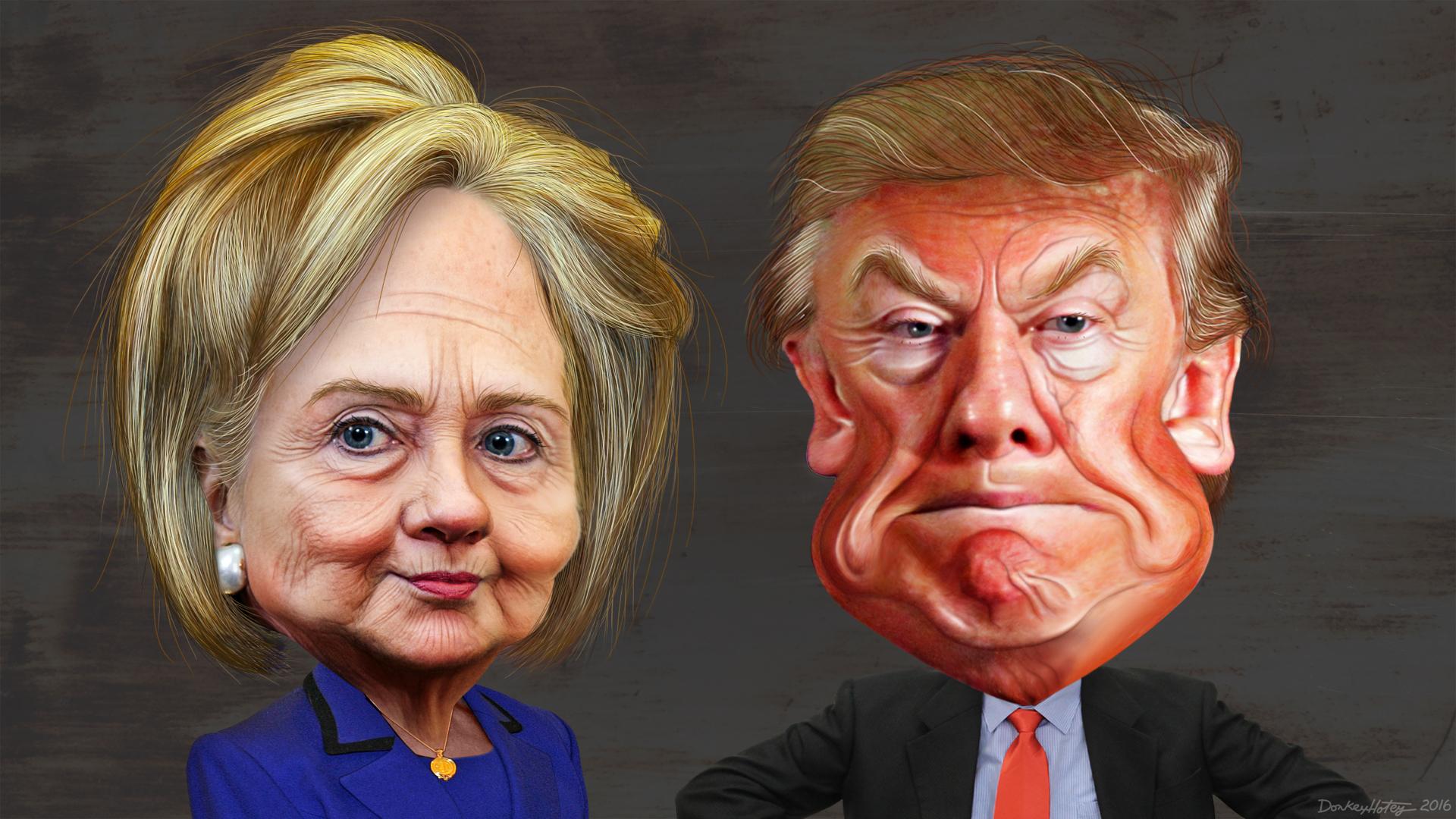 Zur Wahl in den USA, ein Machtwort der Wähler!