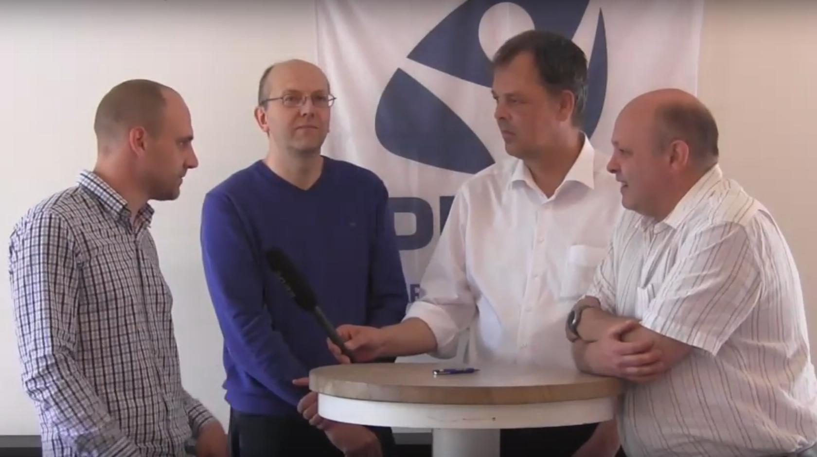Fazit zum Bundesparteitag – Interview mit dem Vorstand