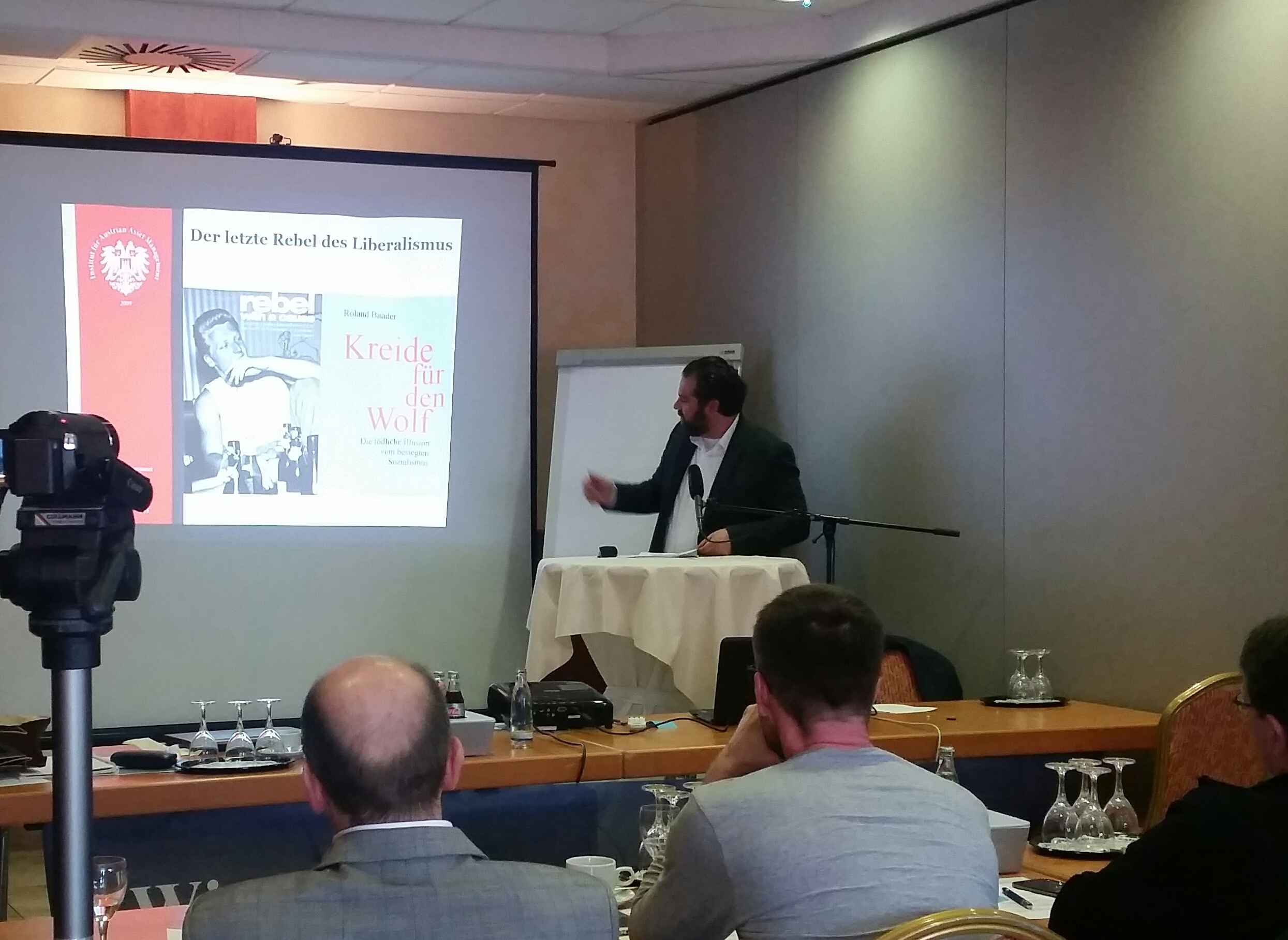 Video des Vortrags von Dipl. Volkswirt Steffen Krug auf dem Bundesparteitag