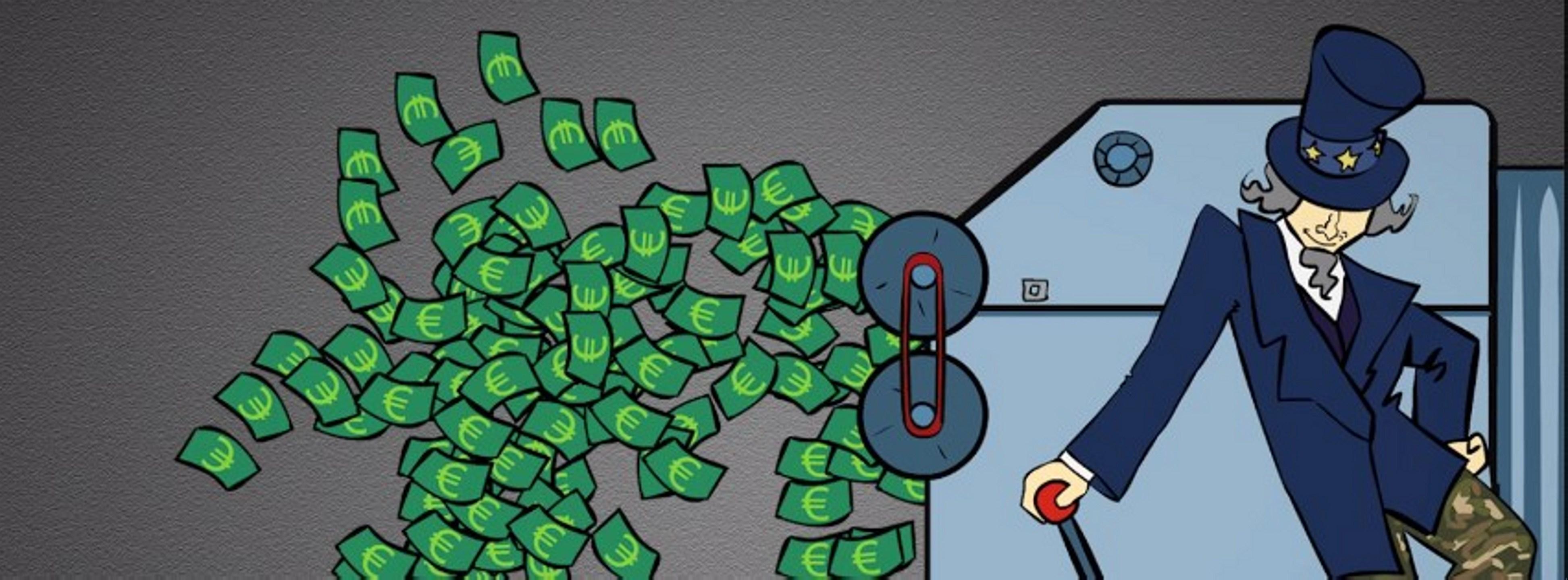 Stoppt die Staatsfinanzierung mit der Notenpresse